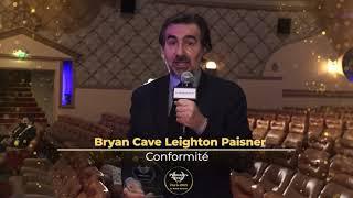 Palmarès du Droit 2021   Bryan Cave Leighton Paisner   Conformité