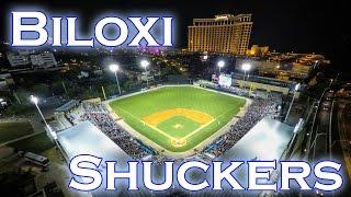 Biloxi Shuckers - First Home Game Ever