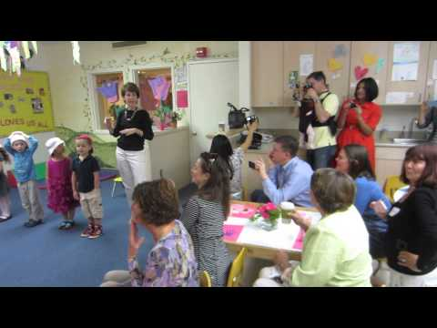 Village Preschool Spring Tea Vid 1 - 05/24/2014
