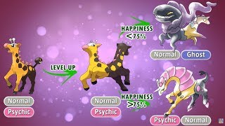 FUTURAS EVOLUCIONES POKEMON