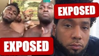 Jussie IS EXPOSED and going down for years - the TWO MENS say Jussie paid & staged the ACT