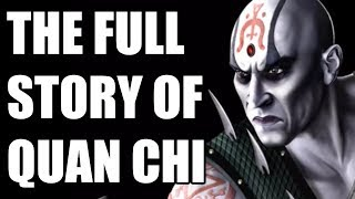 The Full Story of Quan Chi - Before You Play Mortal Kombat 11