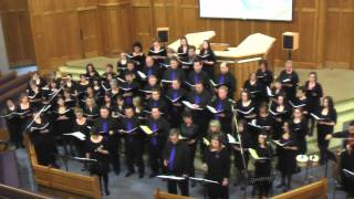 How Beautiful, There is a Redeemer - NAC Concert Choir