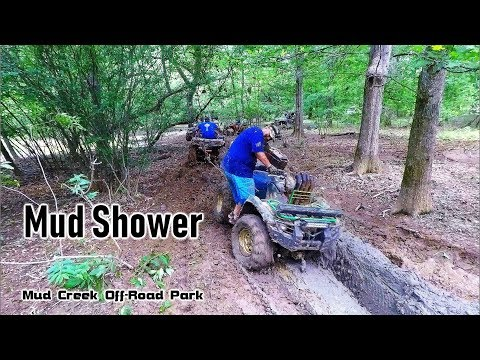Mud Shower