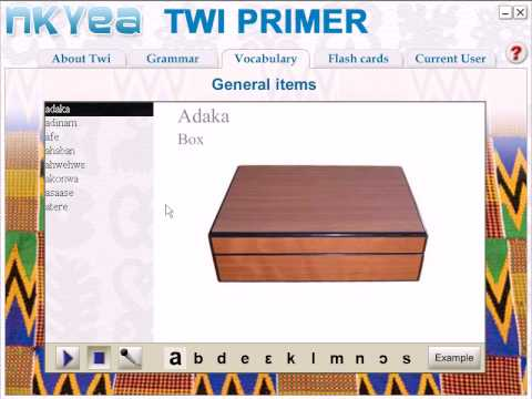 Learn to Speak the Twi Language with Nkyea Twi Primer