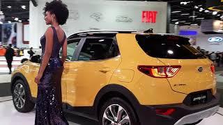 Kia Stonic no Salão do Automóvel 2018