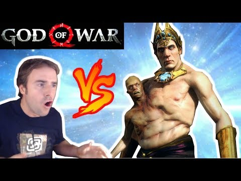 God of War Ascension ¡¡EL JEFE MAS RARO!! (Pólux y Cástor) EP.2 thumbnail