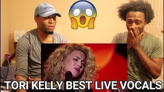 Download Lagu Tori Kelly's Best Live Vocals (REACTION) Gratis STAFABAND