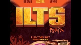 August Alsina ft Chris Brown Trey Songz I Luv This Shit REMIX