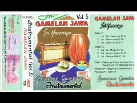 Gamelan Jawa Vol 5 (Fajar label)