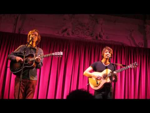 Kings Of Convenience - Weight Of My Words