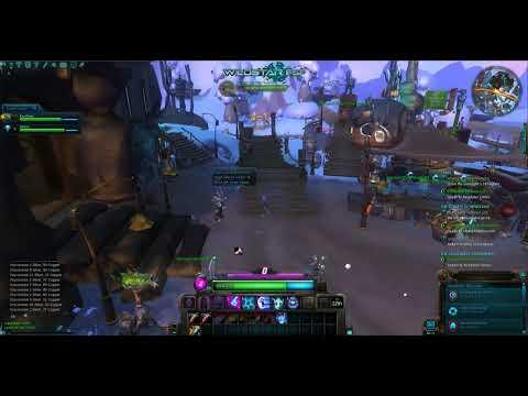 WildStar beta: Rescue OPs: Bot Savior misión sendero soldier - Español