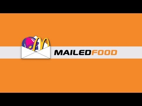 Mailed Food: For Food Fast