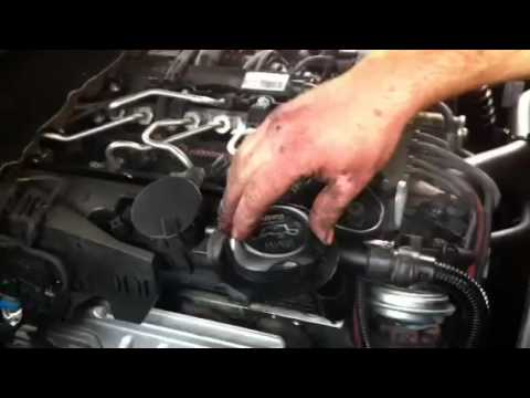 2007 Bmw 520d Engine Trouble Lci Engine Rattle Youtube