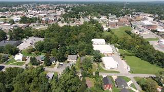 Total Eclipse Cookeville 2017 Drone Footage