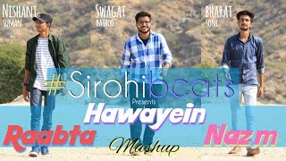 download lagu Hawayein  Nazm-nazm  Raabta  Mashup   gratis