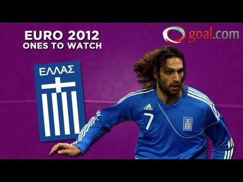 Giorgios Samaras - Greece's key player at the Euros