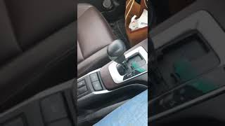 Toyota Fortuner 2018 automatic mileage run - delhi to dharamshala