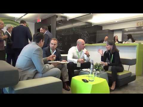 Programme G7 : Journée de formation au centre Greenhouse de Deloitte