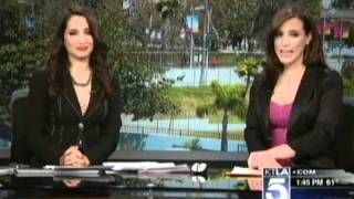Brandi Hitt (KTLA - April 8th 2011)