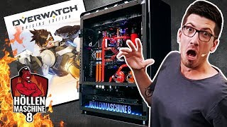 Overwatch-Battle mit AlexiBexi - Höllenmaschine 8 | #Gaming-PC