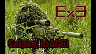 "The E in Excel stands for ""educational"" - Sniping in ACE3"