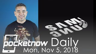 Galaxy F teased again, iPhone Xr impressive benchmarks & more - Pocketnow Daily