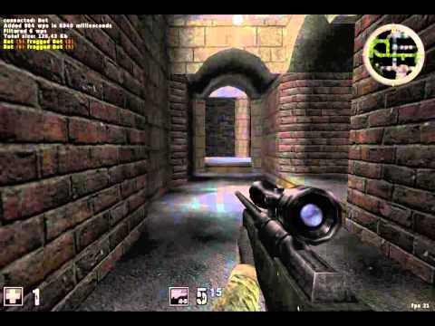 Ubuntu juego AssaultCube