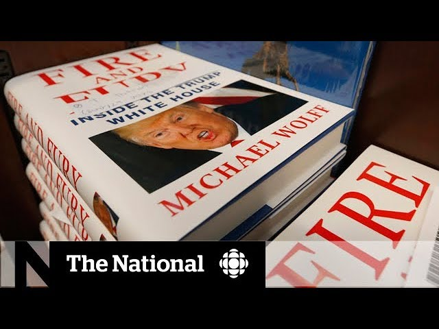 Fire and Fury: Trump calls it 'fiction' but author Michael Wolff isn't backing down