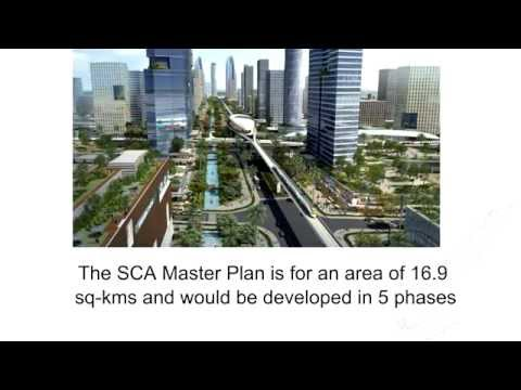 AP new capital AMARAVATHI master plan - singapore