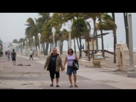 Should Irma victims return home with no power?