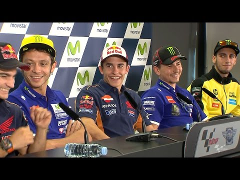 MotoGP? riders predict winner no. 9