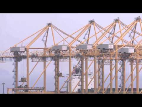 Khorfakkan Container Terminal