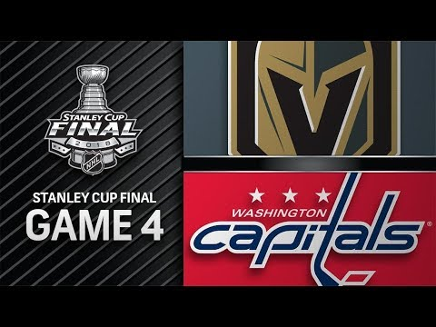Vegas Golden Knights vs Washington Capitals – Jun.04, 2018 | Final | Game 4 | Stanley Cup 2018.Обзор