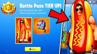 *NEW* Fortnite Season 4 NEWS! - ALL SKINS & ITEMS TIER 100 SHOWCASE in Fortnite Battle Royale 3.32 MB
