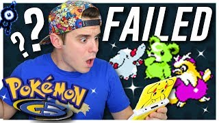 Why Shinies are EXTREMELY Easy to Fail in Crystal/Gold/Silver (BEWARE)