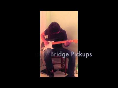 Johnny Duke Plays Johnny Hiland Signature Pickups JohnnyBlades by Dallen Pickups