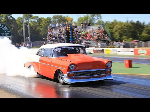 REPLAY: Day 2 – HOT ROD Drag Week 2018 from Darlington Dragway