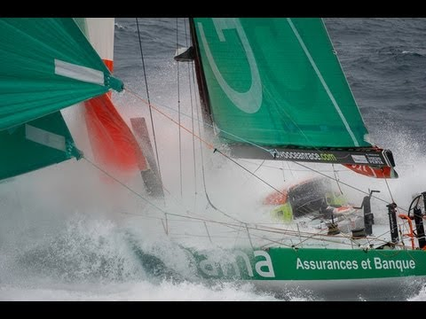 Volvo Ocean Race - Leg 8 Documentary Show 2011-12