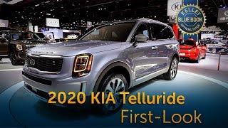 2020 Kia Telluride – First Look