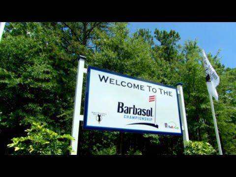 Highlights | Angel Cabrera and Jhonattan Vegas co-lead at Barbasol