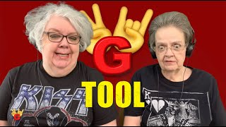2RG - Two Rocking Grannies Reaction: TOOL - STINKFIST
