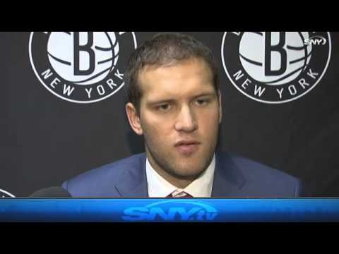 Bojan Bogdanovic joins the Brooklyn Nets
