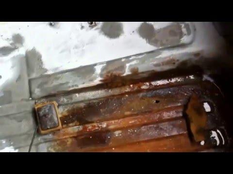 Удаление ржавчины и Оцинковка кузова автомобиля своими руками гальваническим методом.