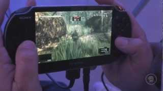 Metal Gear Solid HD Collection (PS VITA Walkthrough)