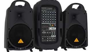 EUROPORT PPA2000BT Portable PA System