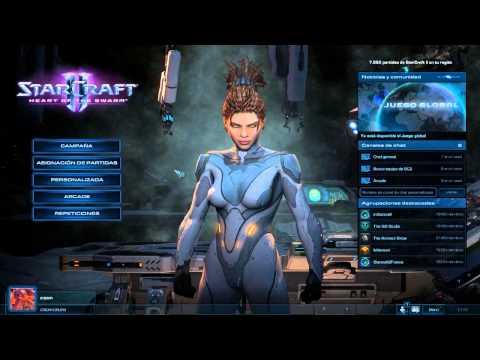 Starcraft 2 - Heart Of The Swarm! - Queréis jugar conmigo?
