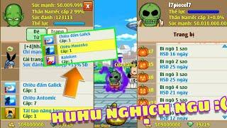 Ngọc Rồng Online - Nghịch Ngu Đổi Skill Đệ Tử Và Cái Kết Đắng