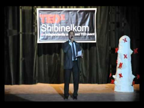 El Sawy Culture Wheel: Mohamed El Sawy At Tedxshibinelkom video