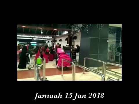 Gambar umroh landing madinah 2018